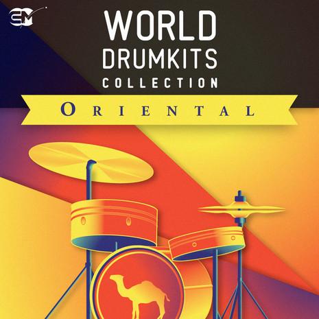 Oriental: World Drum Kits Collection
