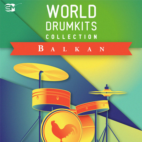 Balkan: World Drum Kits Collection