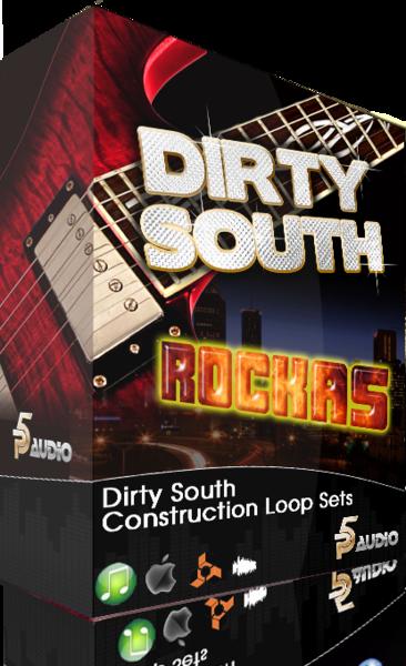 Dirty South Rockas Loop Sets
