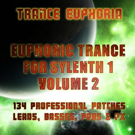 Euphoric Trance Soundbank For Sylenth Vol 2