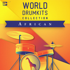 African: World Drum Kits Collection