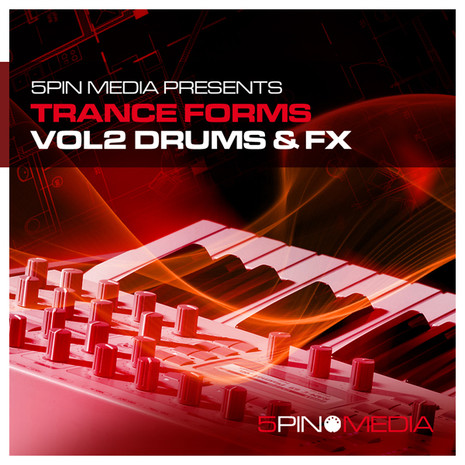 Trance Forms Vol 2: Drums & FX