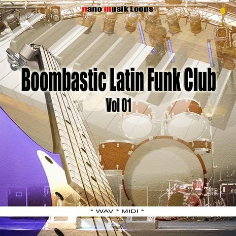 Boombastic Latin Funk Club