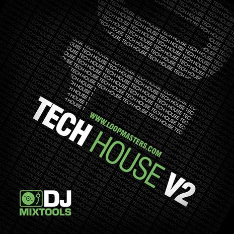 DJ Mixtools 10: Tech House 2