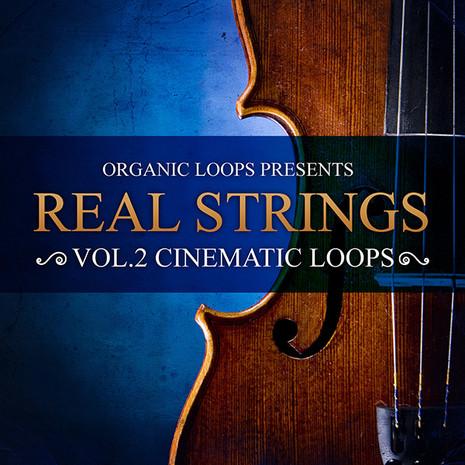Real Strings Vol 2: Cinematic Loops