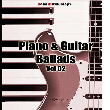 Piano & Guitar Ballads Vol 2