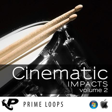 Cinematic Impacts Vol 2
