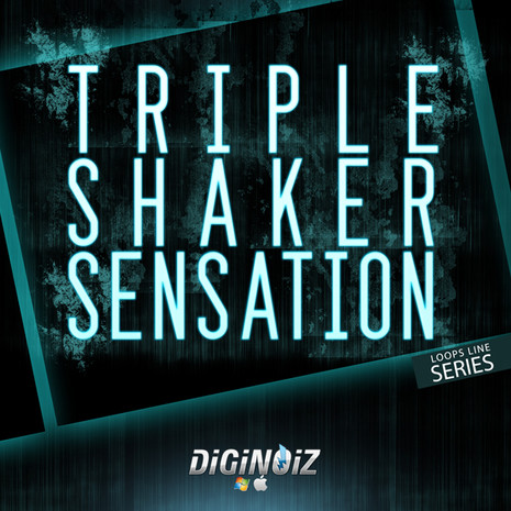 Triple Shaker Sensation