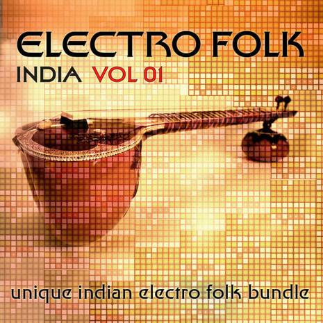 Electro Folk India Vol 1