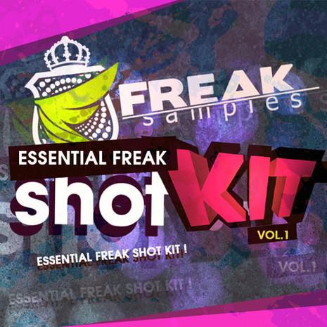 Essential Freak Shot Kit Vol 1