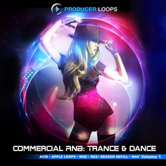 Commercial RnB: Trance & Dance Vol 1