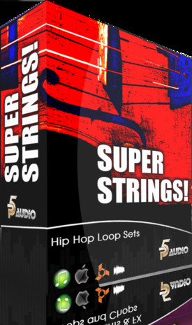 Super String Melodies Loop Sets
