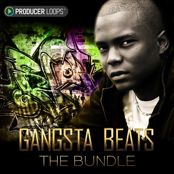 Gangsta Beats Bundle (Vols 1-3)