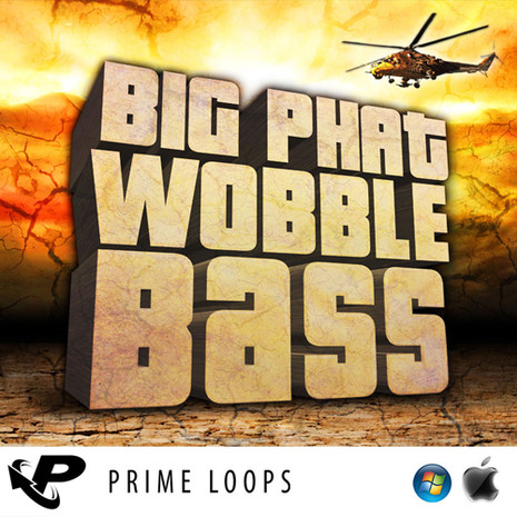 Big Phat Wobble Bass (Multi-Format)