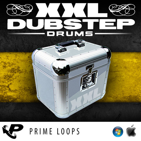 XXL Dubstep Drums (Multi-Format)
