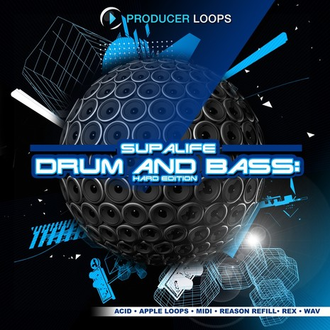 Supalife Drum & Bass: Hard Edition