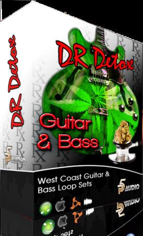 Dr. Detox Guitar and Bass Loops
