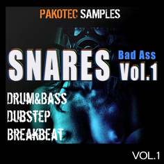 Bad Ass Snares Vol 1