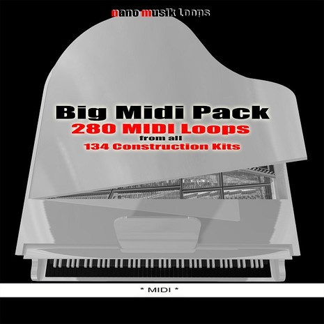 Big MIDI Pack