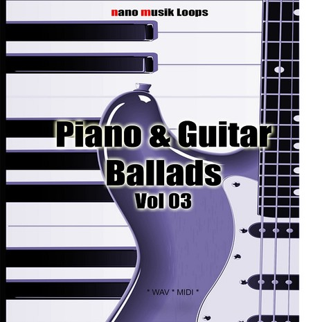 Piano & Guitar Ballads Vol 3
