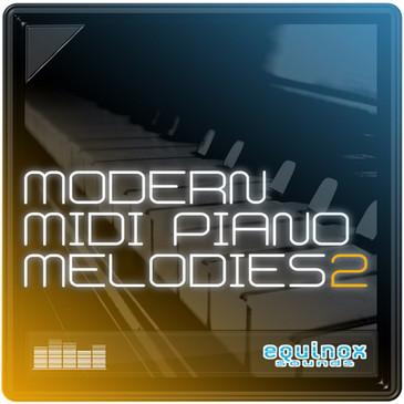 Modern MIDI Piano Melodies 2
