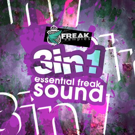 3 in 1: Essential Freak Sound