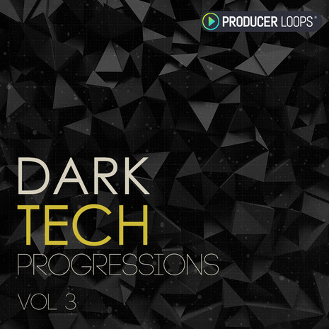 Dark Tech Progressions Vol 3