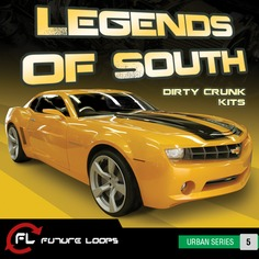 Legends Of South: Dirty Crunk Kits