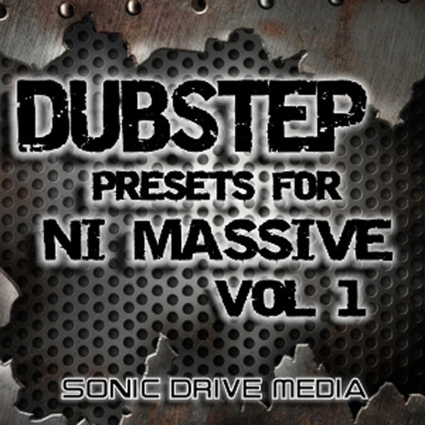 Dubstep Presets for N.I. Massive Vol 1