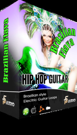 Brazilian Flava Hip Hop Guitar