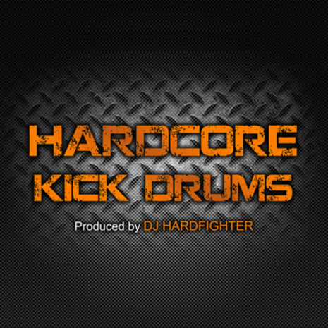 Hardcore Kick Drums