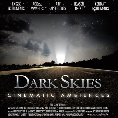 Dark Skies: Cinematic Ambiences
