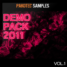 Demo Pack 2011 Vol 1