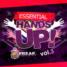 Essential Freak Hands Up Vol 3