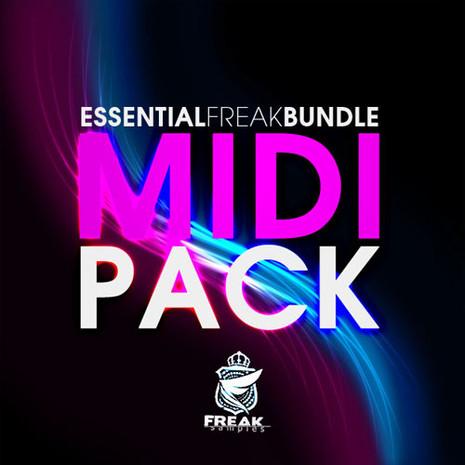 Essential Freak Bundle MIDI Pack Vol 2