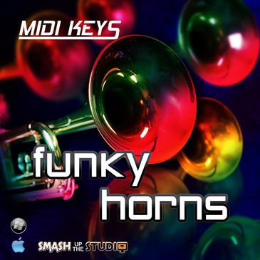 MIDI Keys: Funky Horns