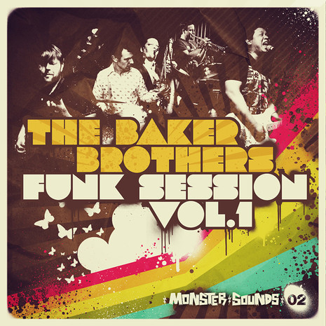 Baker Brothers: Funk Sessions Vol 1
