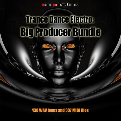 Trance Dance Electro: Big Producer Bundle