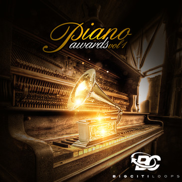 Piano Awards Vol 1