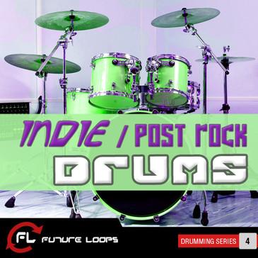 Indie Post Rock Drums