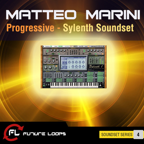 Matteo Marini: Progressive - Sylenth Soundset
