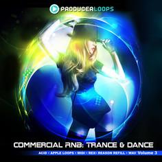 Commercial RnB: Trance & Dance Vol 3