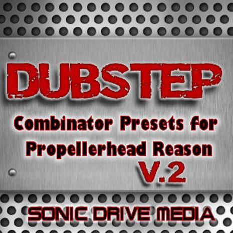 Dubstep Combinator Presets for Reason V2