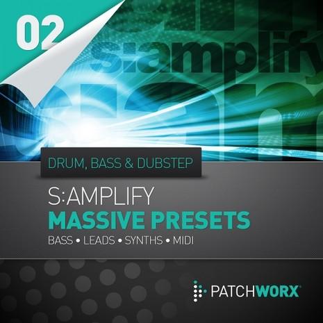 Patchworx 2: S:amplify Massive Presets