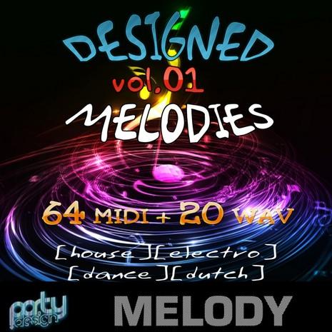 Designed Melodies Vol 1