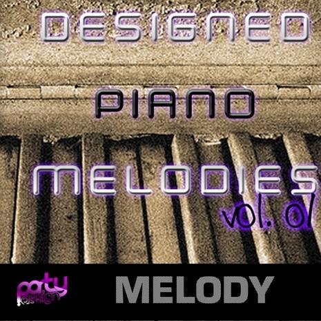 Designed Piano Melodies Vol 1