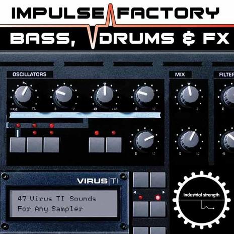 Bass, Drums & FX