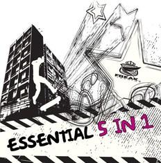 5-in-1 Essential Freak Sound