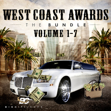 West Coast Awards Bundle (Vols 1-7)