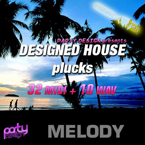 Designed House Plucks Vol 1